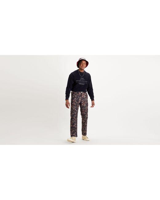 Levi's Multicolor ® Xx Taper Cargo Chino for men