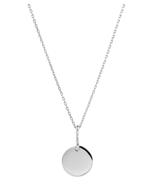 Maria Black | Metallic Silver 65cm Bell Necklace | Lyst