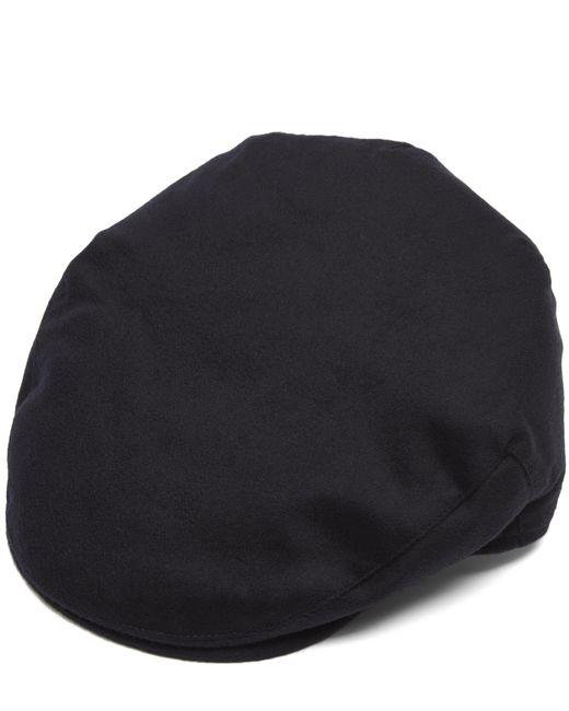 Christys' - Blue Balmoral Cashmere Flat Cap for Men - Lyst