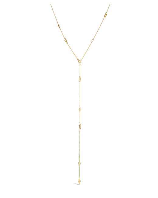 Dinny Hall | Metallic Gold-plated Lotus Rosary Necklace | Lyst