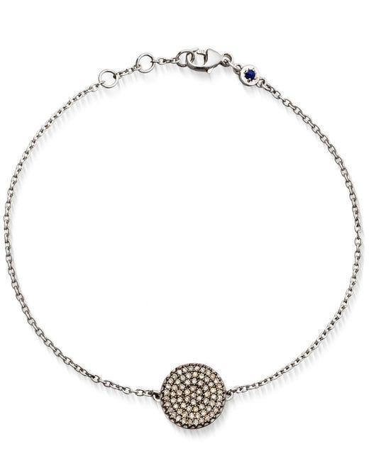 Astley Clarke   Open Star 14ct White-gold and Diamond Bracelet   Lyst
