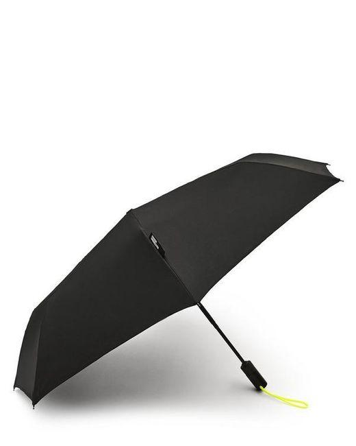 London Undercover Black Auto-compact Umbrella