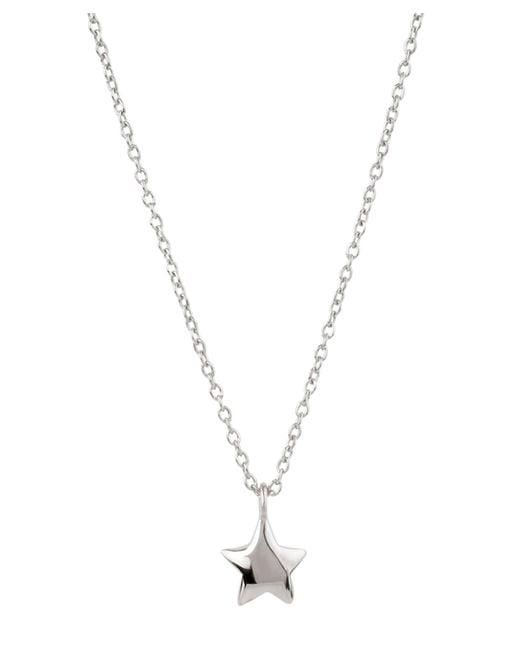 Dinny Hall - Metallic Silver Bijou Star Pendant Necklace - Lyst