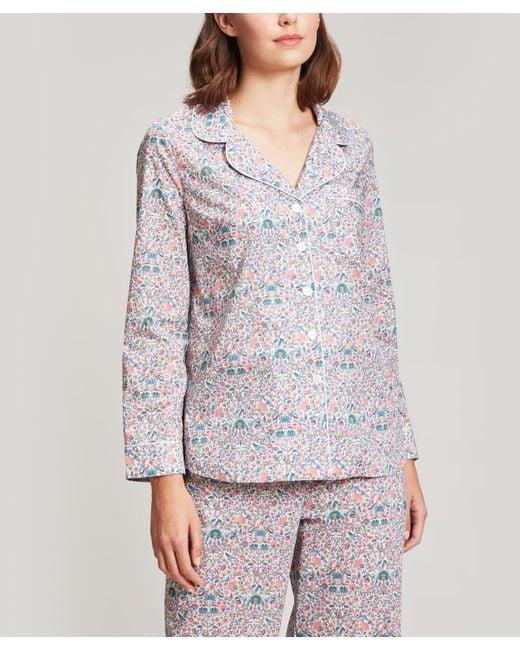 Liberty Multicolor Lmran Cotton Pyjama Set