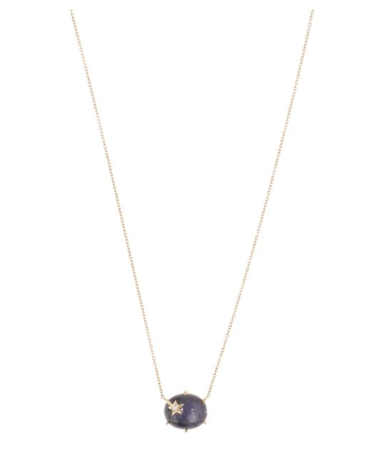 Andrea Fohrman - Metallic Gold Mini Galaxy Star Labradorite Necklace - Lyst