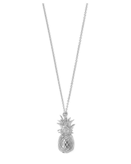 Alex Monroe | Metallic Pineapple Necklace | Lyst