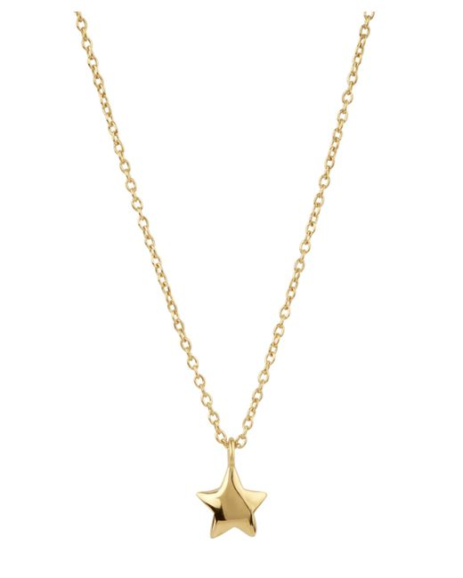 Dinny Hall - Metallic Gold-plated Bijou Star Pendant Necklace - Lyst