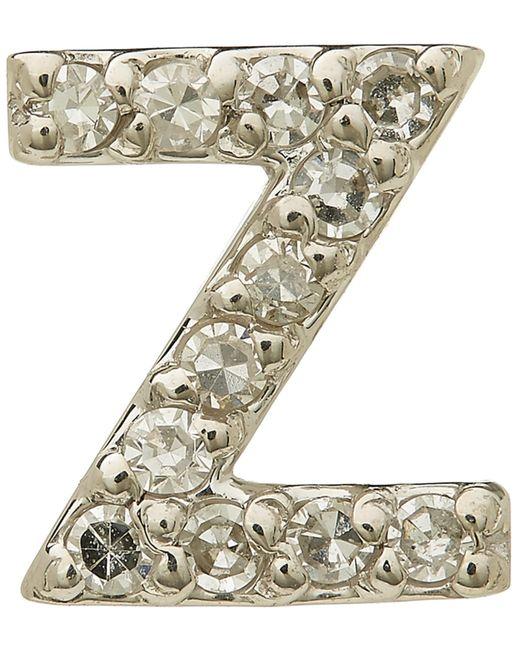 KC Designs - Multicolor Diamond Z Single Stud Earring - Lyst