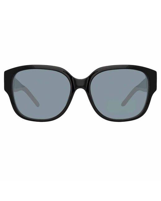 Linda Farrow Multicolor N21 S48 C1 D-frame Sunglasses