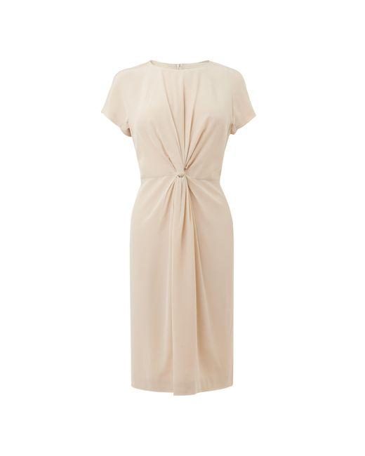L.K.Bennett - Natural Milas Cream Dress - Lyst