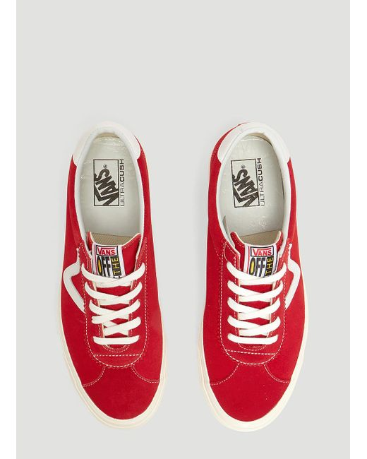 62f68dda02f9 ... Vans - Style 73 Dx Anaheim Factory Sneakers In Red for Men - Lyst ...