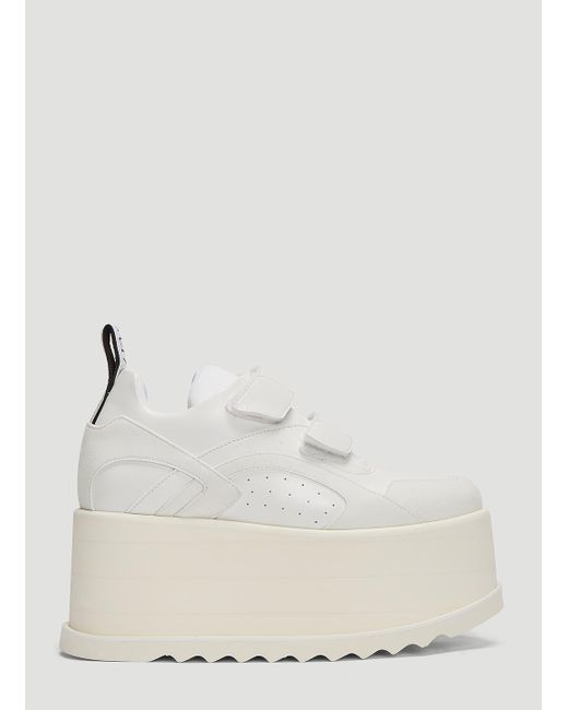 Stella McCartney Eclipse Sneakers In White