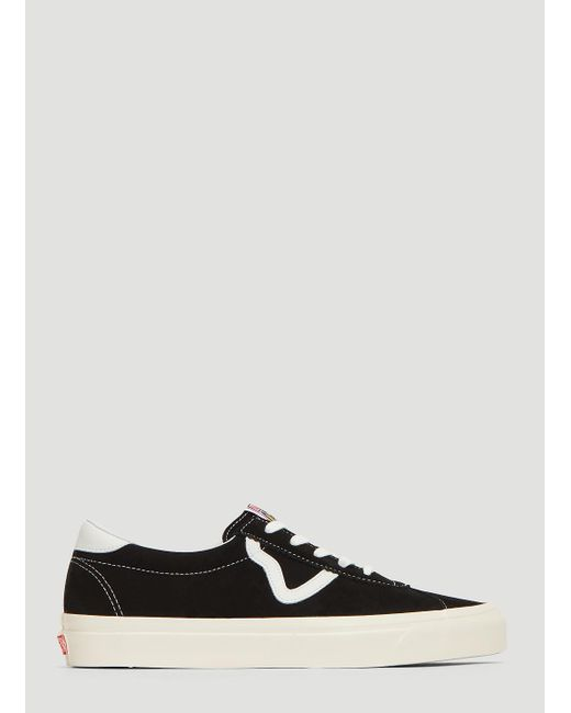c91b1d2ef63a Vans - Style 73 Dx Anaheim Factory Sneakers In Black for Men - Lyst ...