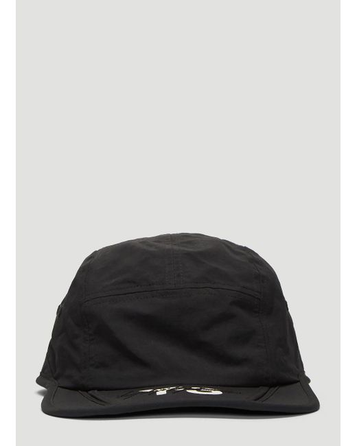 751434b3 Lyst - Y-3 Foldable Logo Cap In Black in Black for Men