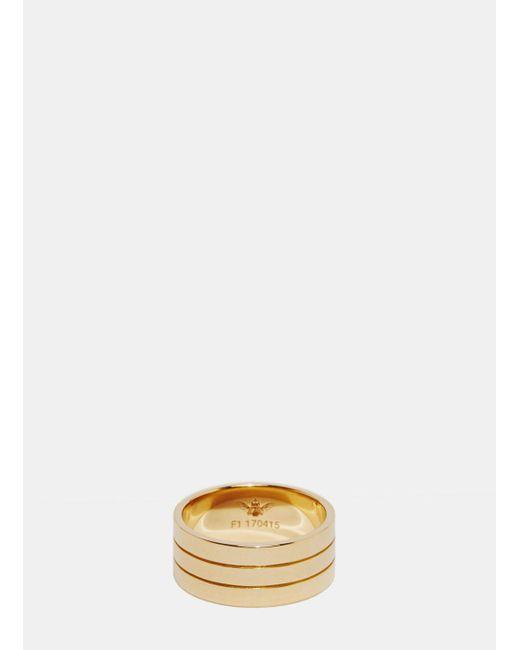 Jem | Metallic Jem Women's Voids M Ring From Aw15 In Yellow Gold | Lyst