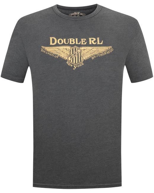 RRL T-Shirt in Gray für Herren