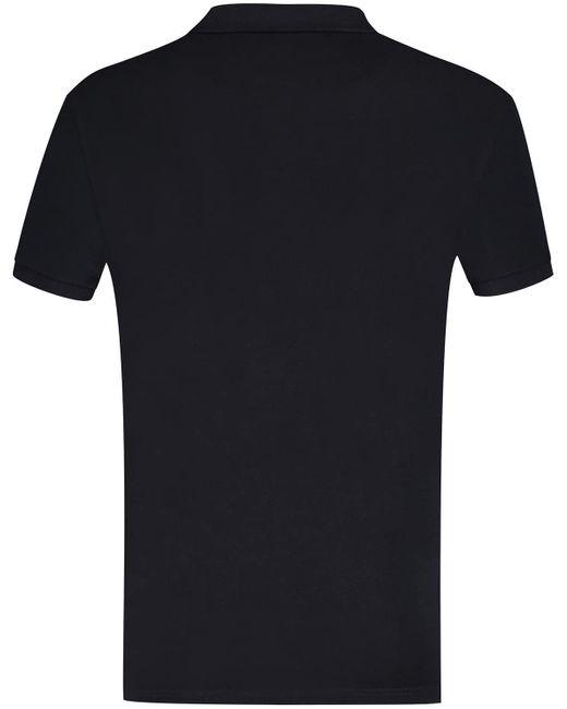 Moncler Polo-Shirt in Blue für Herren