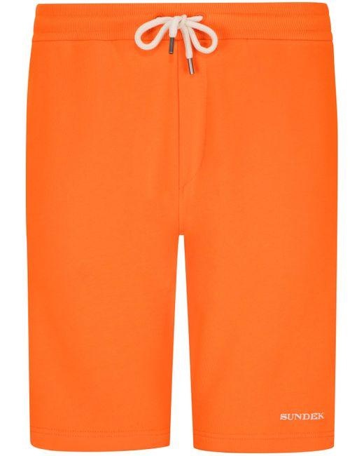 Sundek Sweatshorts in Orange für Herren