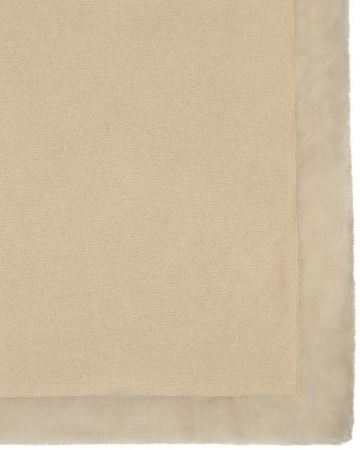 FTC Cashmere Natural Cashmere-Seidenschal