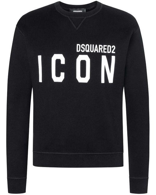 DSquared² Sweatshirt in Black für Herren