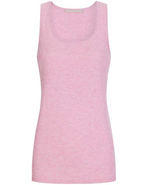 The Mercer N.Y. Pink Cashmere-Pullunder