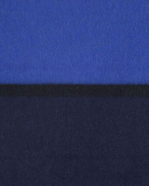Begg & Co Arran Cashmere-Schal in Blue für Herren