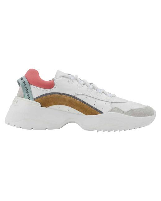 DSquared² White Sneaker