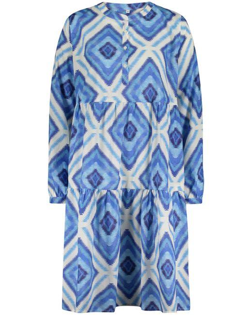Lodenfrey Blue Kleid