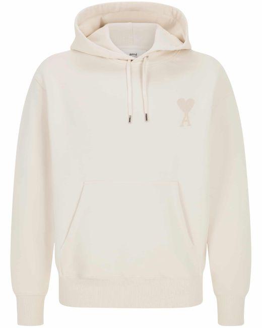 AMI Sweatshirt in White für Herren