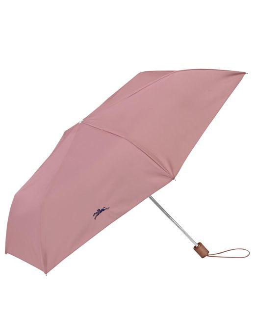 Parapluie mat rétractable Parapluie homme Longchamp en coloris Multicolor