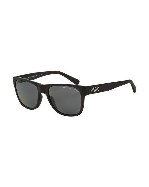 35828f57b08 Armani Exchange Aviator Sunglasses Mens Ax037 s In Black