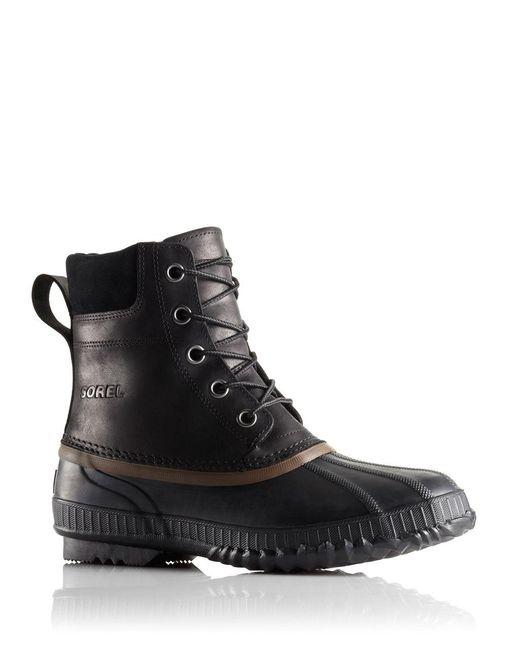 Sorel | Brown Waterproof Duck Boot for Men | Lyst
