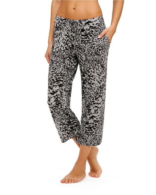 Ellen Tracy | Black Yours To Love Cropped Pants | Lyst