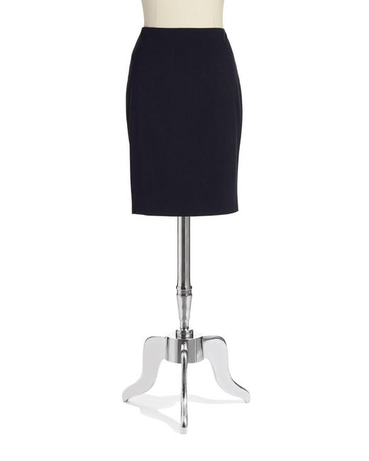 T Tahari | Blue Aspen Pencil Skirt | Lyst