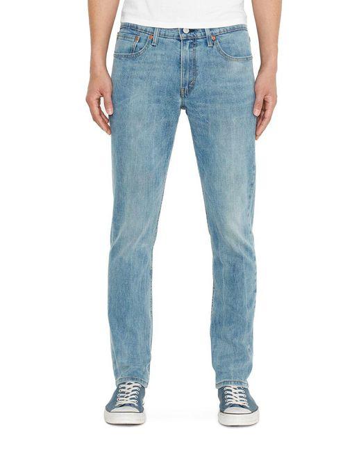 Levi's | 511 Slim Fit Blue Stone Jeans for Men | Lyst