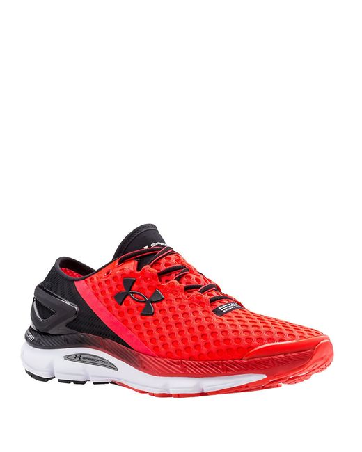 Under Armour | Red Gemini 2 Running Shoes | Lyst