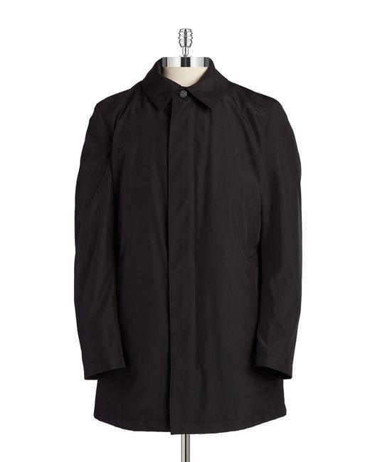 Strellson | Black Lightweight Nylon Jacket for Men | Lyst