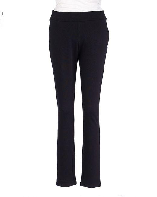NYDJ | Black Petite Knit Ponte Pants | Lyst