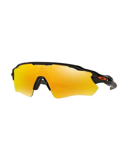 Oakley | Metallic Sunglasses, Oo9208 38 Radar Ev Path for Men | Lyst