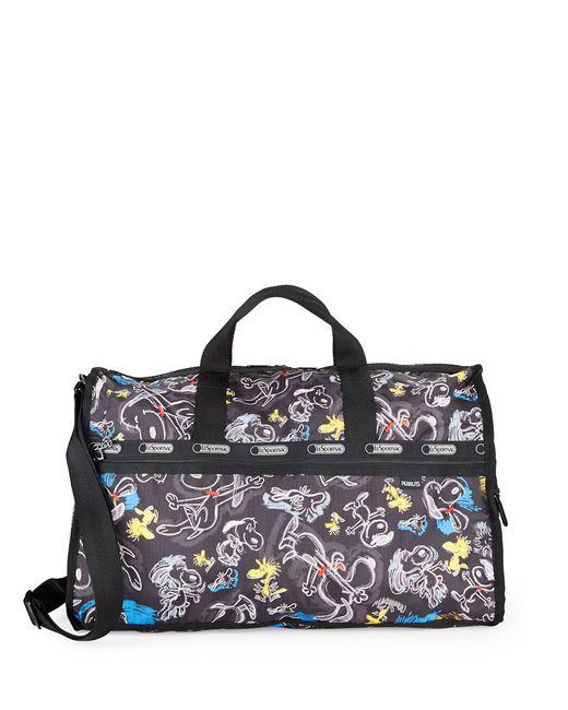 LeSportsac | Black Peanuts X Large Weekender Bag | Lyst