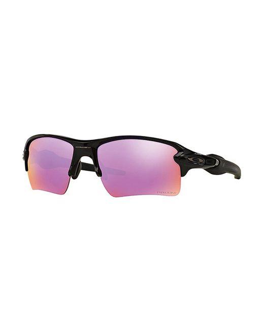 Armani Exchange - Black 0ax2017s 64mm Aviator Sunglasses for Men - Lyst
