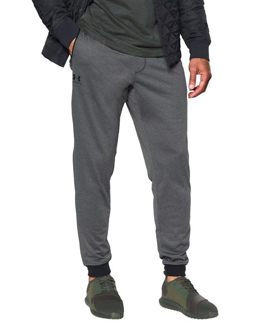 Under Armour - Gray Sportstyle Jogger Pants for Men - Lyst