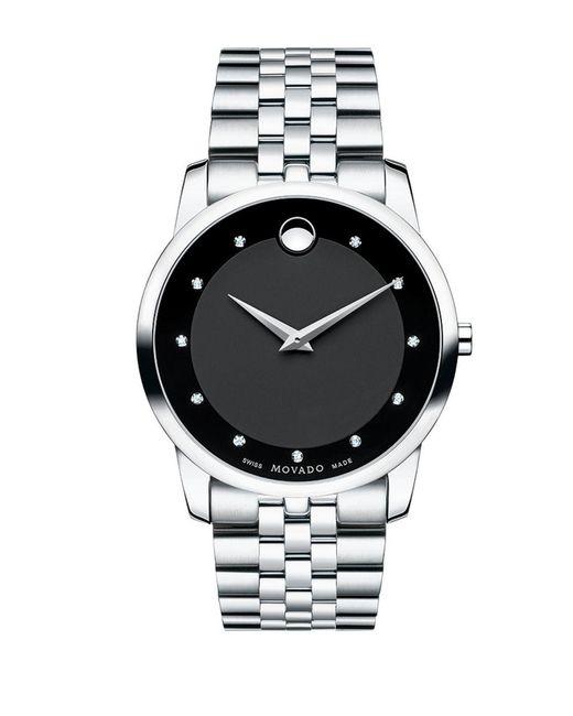 Movado - Metallic Museum Classic Bracelet Watch for Men - Lyst