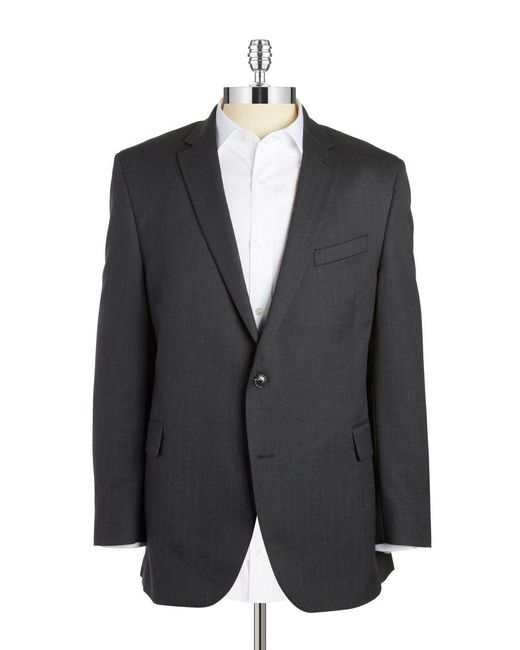 Palm Beach - Gray Jim Executive Sportcoat for Men - Lyst