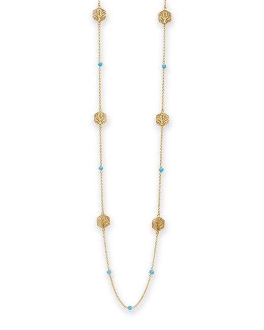 Argento Vivo - Metallic 18k Yellow Gold Necklace - Lyst