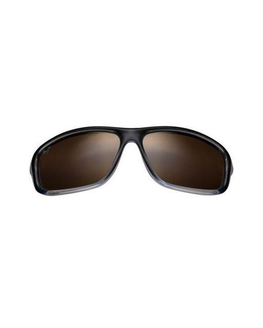 e2a0e85b2d Maui Jim - Brown Spartan Reef Sunglasses for Men - Lyst ...