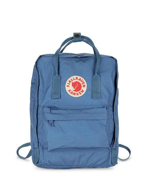 Fjallraven - Blue Kanken Classic Backpack - Lyst