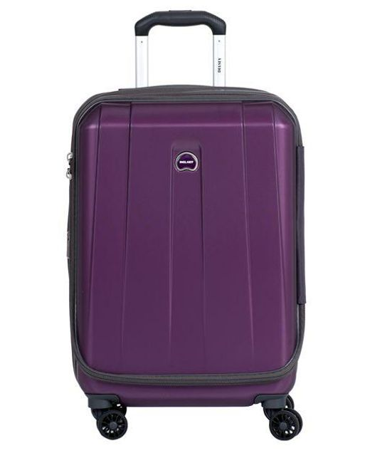 Delsey - Purple Shadow 3.0 Expandable Carry-on Spinner - Lyst