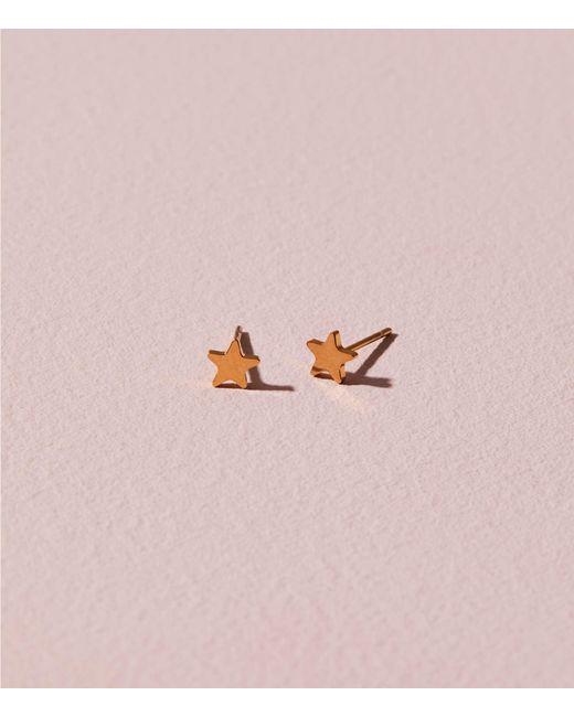 Lou & Grey - Metallic Seoul Little Star Stud Earrings - Lyst