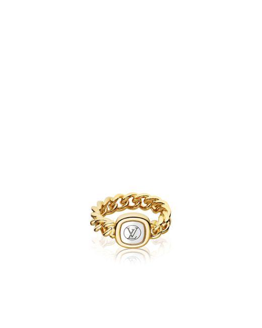 Louis Vuitton | Metallic I.d. Ring | Lyst